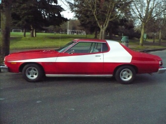 Starsky and Hutch Gran Torion Replica